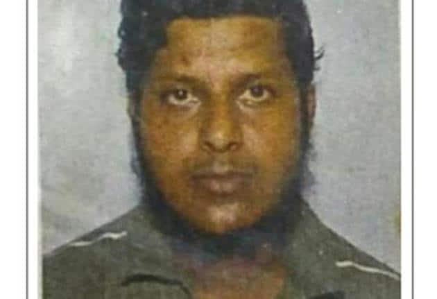 Abdul Karim is an Indian national and hails from Murshidabad's Shamshergunj area.(HT file)