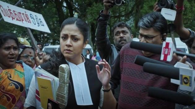 Ponmagal Vandhal movie review: Jyotika's film has released on Amazon Prime.