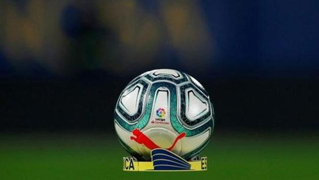 File image of La Liga.(REUTERS)
