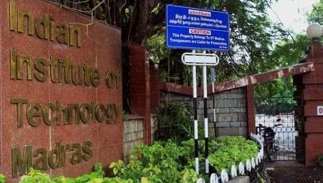 Indian Institute of Technology Madras.(PTI)