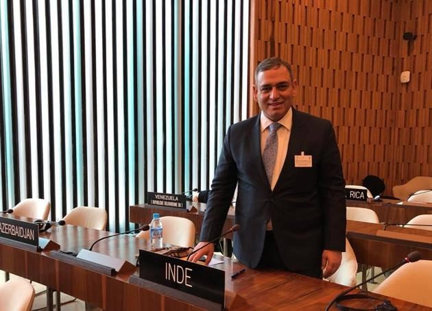 Kundu has worked in different leadership roles with the state and central government as well as the United Nations.(HT PHOTO)