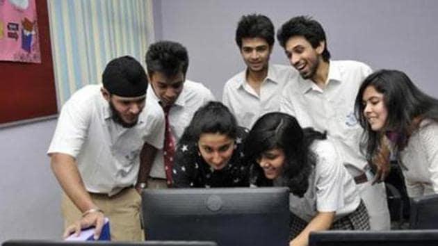 Jammu University semester results out(HT File)