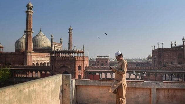 The Central government has allowed the reopening of places of worship from June 8.(HT Photo Sanchit Khanna)