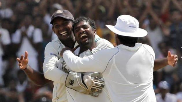 File image of Muttiah Muralitharan.(Reuters)