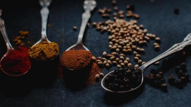 Adding a blend of spices to a meal may help lower inflammation, contain health benefits.(Unsplash)