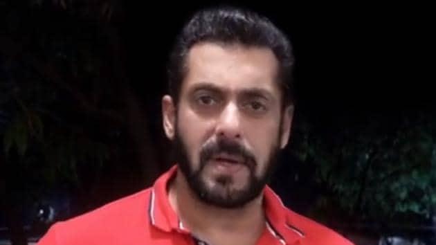 Salman Khan has been doing his bit in the fight against coronavirus.