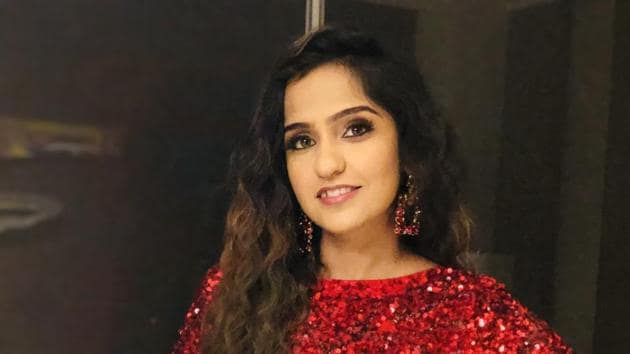 Singer Asees Kaur has released three singles in the last couple of months.