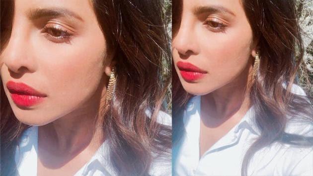 Priyanka Chopra has shared a new selfie on Instagram.