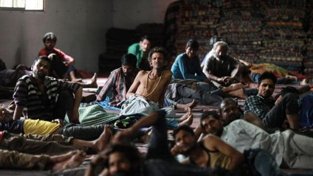 The bench said several NGOs and social workers are offering social service only for the love of mankind at such like night shelters.(Reuters file photo)