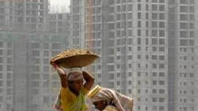 Real estate body NAREDCO, with 250 developers as members of its UP chapter, will provide employment to 2.5 lakh migrant workers in Uttar Pradesh .(REUTERS /Photo used for representational purpose only)