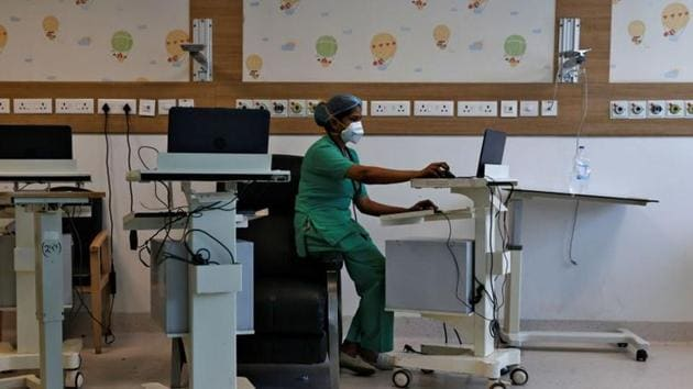 The medical services provided by the attached hospital at their facility will be charged at their respective scheduled rates, the order said.(Reuters Photo. Representative image)