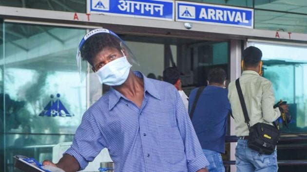 Officials said the 60 workers flew to Ranch via Delhi.(PTI file photo)