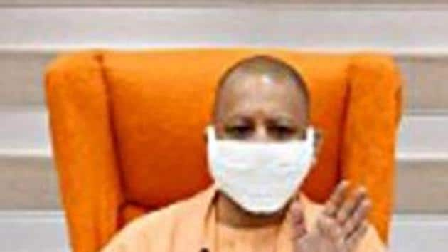 Chief Minister Yogi Adityanath asked officials to provide Rs5,000 for the last rites of a destitute person.(ANI)
