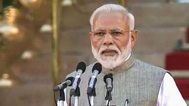 Prime Minister Narendra Modi's government has completed one year of its second tenure in office.(PTI file photo)