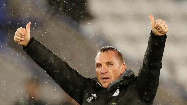 File image of Brendan Rodgers.(Action Images via Reuters)