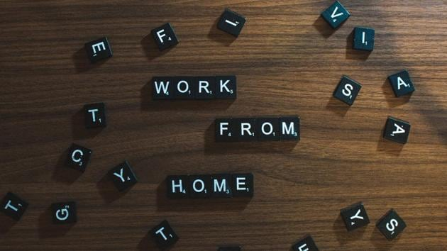 What happens when our two worlds — home and office — collide?(Unsplash)