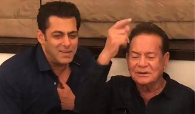 Salman Khan was in the fourth standard when this incident took place.