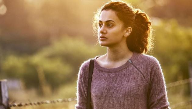 Taapsee Pannu has paid tribute to her grandmother.