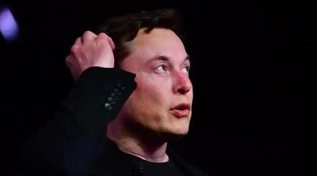Elon Musk(AFP file photo)
