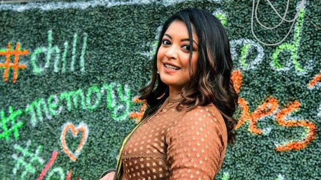 """Actor Tanushree Dutta has also undergone a drastic weight loss, which made her feel like a """"new person"""""""