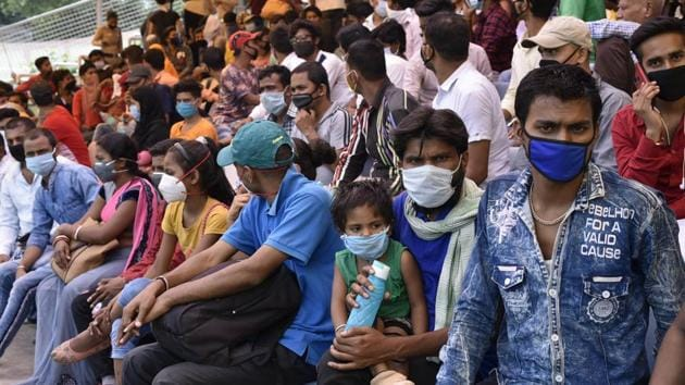 India's Covid-19 cases have spiked rapidly in the last week with the death toll standing at 5164 as of May 31, 2020.(Vipin Kumar/HT Photo)