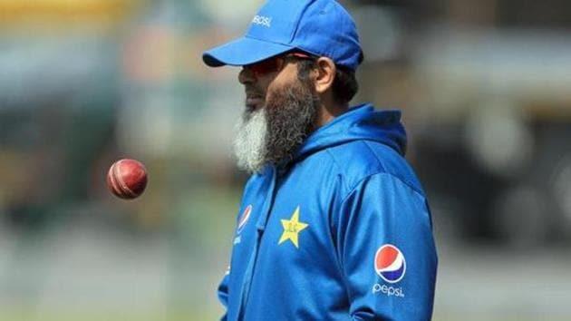 Mushtaq Ahmed of Pakistan(Getty Images)