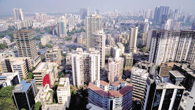 On the possible impact of the Covid-19 crisis on the Indian real estate, the Vestian reoport said the commercial segment would remain subdued for the next 2-3 quarters while the residential segment could take a longer period of time to revive.(Mint /File Photo)