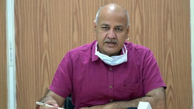 According to Delhi deputy chief minister Manish Sisodia, Delhi's tax revenue has declined by 78% since the national lockdown came into force on March 25.(ANI Photo)