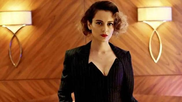 Kangana Ranaut is often at odds with the rest of the Hindi film industry.