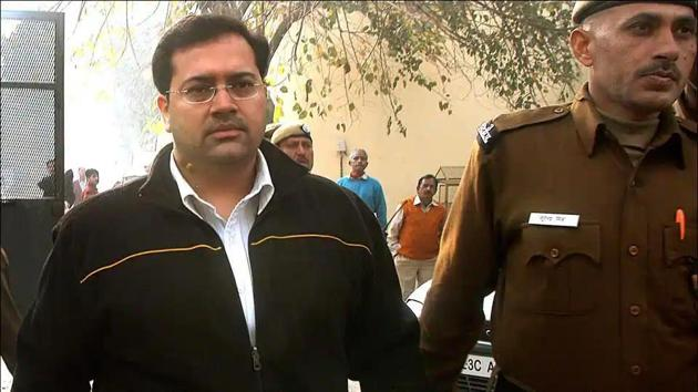 Manu Sharma was convicted and sentenced to life imprisonment in the Jessica Lal case in December 2006. The Supreme Court upheld the order in 2010(HT File Photo)
