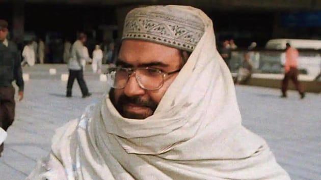 Jaish-e-Mohammad (JeM) chief Maulana Masood Azhar.(AP)