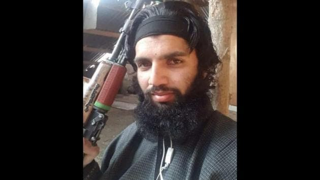 Abdul Rehman aka Fauji Bhai was killed in an encounter with security forces in south Kashmir's Pulwama district