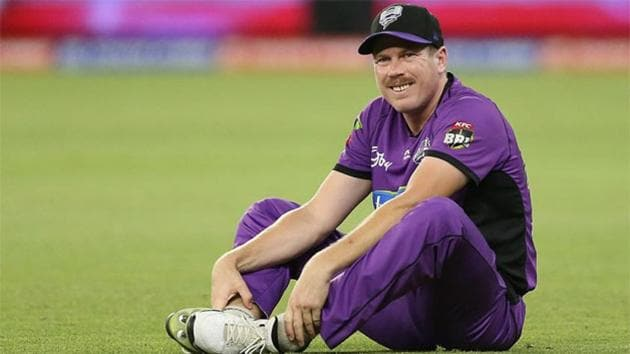 James Faulkner has not given up hopes for a possible return to the national side.(Getty Images)