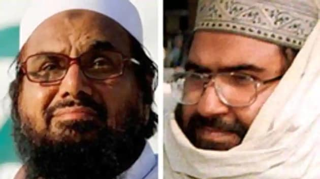 Terrorists of the Hafiz Saeed-led Lashkar-e-Tayyiba and Masood Azhar's Jash-e-Mohammed have infiltrated into Afghanistan over the last few months(Agencies)