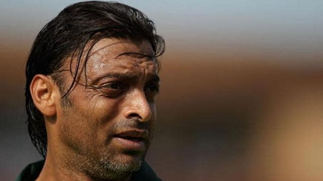 Former Pakistan pacer Shoaib Akhtar has landed in trouble.(Getty Images)