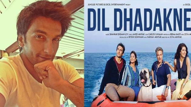 Dil Dhadakne Do starred Ranveer Singh, Anushka Sharma, Anil Kapoor, Shefali Shah and Priyanka Chopra in lead roles.