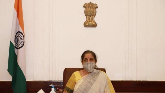 The ministry said only the ones sanctioned and announced under the Atmanirbhar Bharat Abhiyan and other special packages will be attended to. (Photo @nsitharaman)