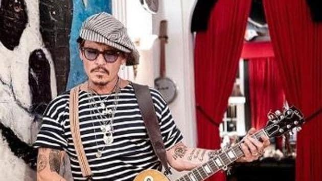 Johnny Depp has reacted to George Floyd's death.