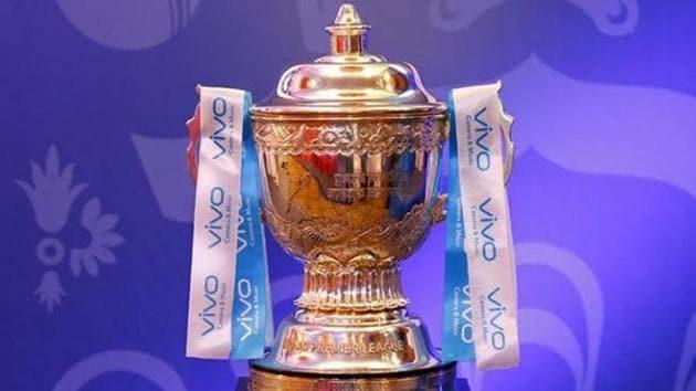 The IPL Trophy(BCCI Image)