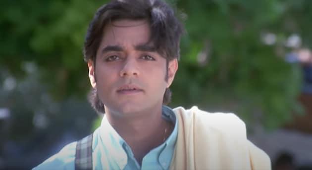 Chandrachur Singh in a still from Josh.