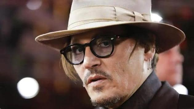 Johnny Depp turns 57 on Tuesday.