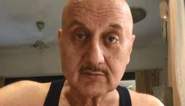 Anupam Kher made his film debut 36 years ago.