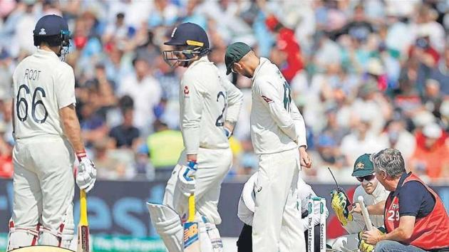 When caught on stump microphone, players' banter, especially in marquee series like Ashes, could redefine the cricket watching experience at home(Getty Images)