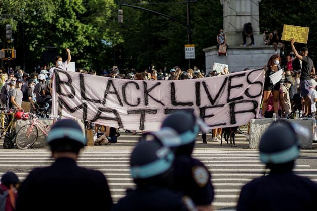 New York has been the epicenter of the US outbreak, with black communities hit especially hard.(Reuters)