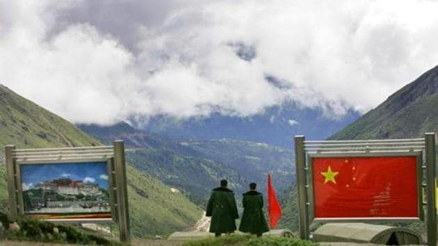 India and China have been involved in border standoff in the Ladakh region for over a month.(AP File Photo)