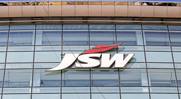 JSW Steel ramped up its average capacity utilization to 83% in May, up from 38% in April. Crude steel production was at 1.248 million tonnes, up 122% over April, but lower than the 1.453 million tonnes in May 2019.(REUTERS)