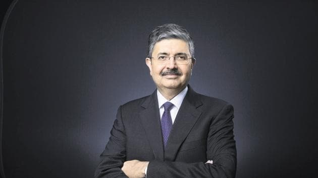 Uday Kotak, managing director and CEO of Kotak Mahindra Bank Limited, is the new president of industry association Confederation of Indian Industry (CII)(Bloomberg)