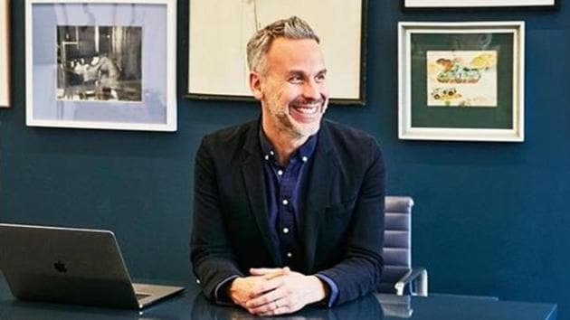 """Adam Rapoport said on Instagram that he was stepping down as Bon Appetit editor """"to reflect on the work that I need to do as a human being"""".(Instagram/@rapoport)"""