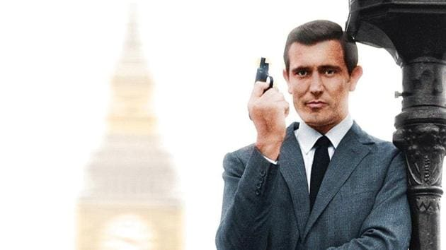 George Lazenby played James Bond just once.