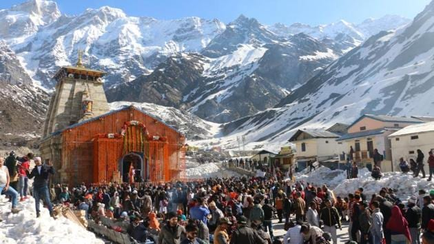 Char Dham yatra from July 1 for pilgrims from outside Uttarakhand, till  then locals can visit | Hindustan Times